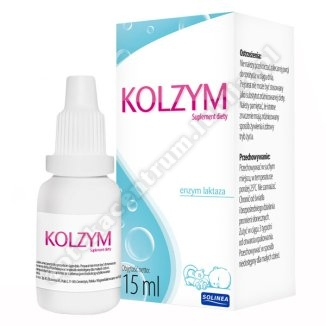Kolzym krople 15 ml