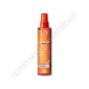 SVR SUN SECURE Suchy olejek SPF 50+ 200ml-do 2 op.serii słońce piękna torba plażowa gratis!