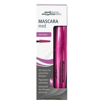 Mascara Med ULTRA BOOST tuszd/rzęs 10ml