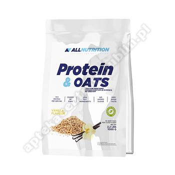 Allnutrition Protein&Oats 1000g Vanilla