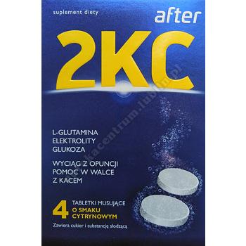2KC After (saszetka) 4 tab musujące