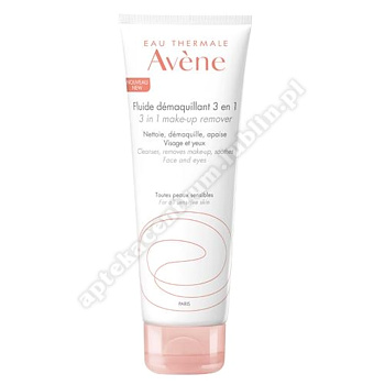 AVENE fluid do demakijażu 3w1 100 ml-d.w.2020.10.31
