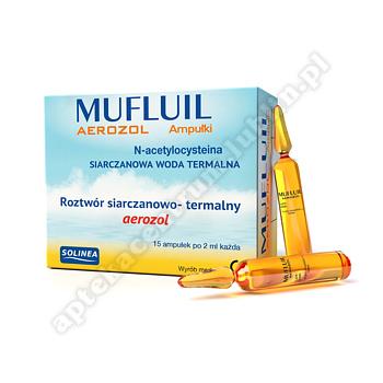Mufluil aer. 15 amp. a 2 ml