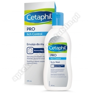 CETAPHIL PRO Itch Control Emulsja do mycia 295 ml