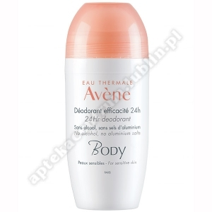 AVENE BODY Dezodorant 24 H 50 ml sztyft 50