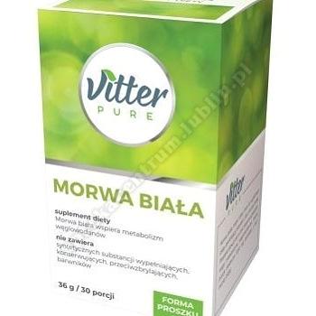 Morwa Biała VITTER PURE prosz. 36 g