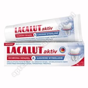 LACALUT AKTIV Past.d/zęb. ochrona dziąseł 75 ml