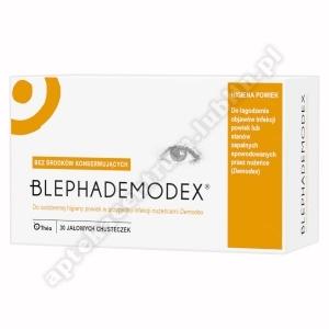 BlephaDemodex chust. 30 szt.-d.w.2021.07.-1 op