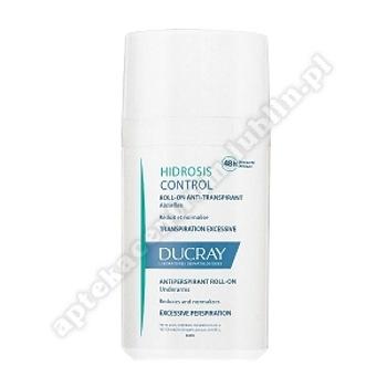 DUCRAY HIDROSIS CONTROL Antyper. kulka 40 ml