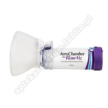 Komora inhalacyjna AeroChamber Plus Flow V