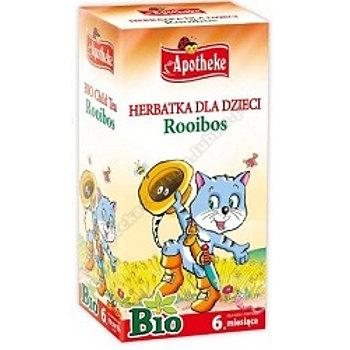 HERBATKA DLA DZIECI - ROOIBOS BIO 20 x 1,5
