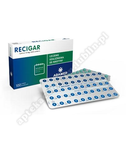 Recigar tabl.powl. 1,5 mg 100 tabl.