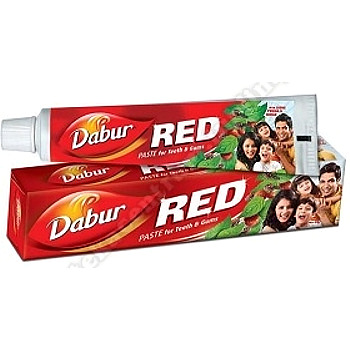 Dabur Pasta do zebów Red bez fluoru 200g