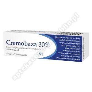 Cremobaza 30% - Krem półtłusty z mocznikiem 30 g
