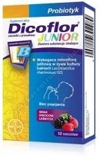 Dicoflor Junior prosz. 12 sasz.+Składanka Dicofluś do samodzielnego złożenia