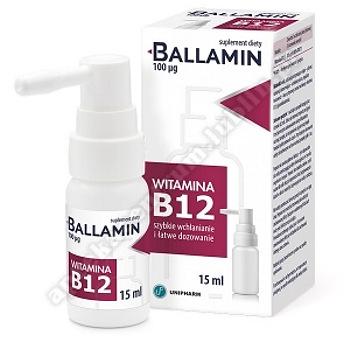 Ballamin aer.doustny 15 ml