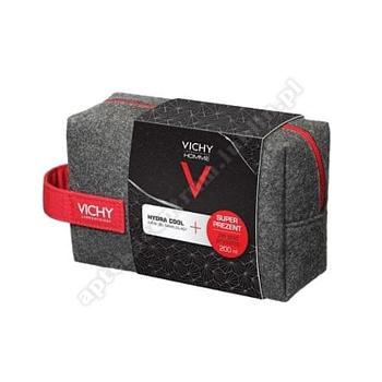 VICHY HOMME XMAS19 HYDRA COOL 50 ml + Żel pod prysznic HYDRA MAG-C  200 ml