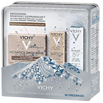 VICHY XMAS19 NEOVADIOL krem sk. normalna 50 ml+Vichy neovadiol na noc 3 ml+Vichy Min. booster 10 ml