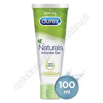 DUREX NATURAL Żel dla intymnej przyjemności 100ml