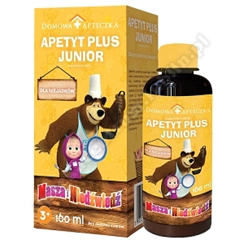 Apetyt Plus Junior płyn 160 ml