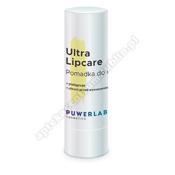 Pomadka PUWERLAB ULTRA LIPCARE do ust 3,8g