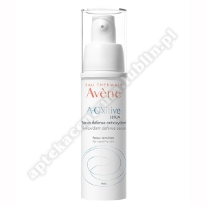 AVENE A-OXITIVE Serum antyoksydacyjne ochronne,  30ml+avene aoxitive 3 ml gratis