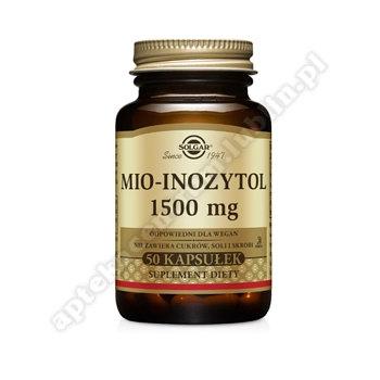 Solgar Mio-Inozytol kaps. 50 kaps.