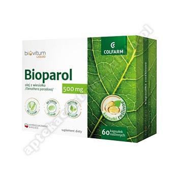 Biovitum Liquid Bioparol kaps. 60 kaps.