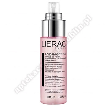 LIERAC HYDRAGENIST Mgiełka ultranawil.30ml-d.w.2020.09.30