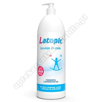 Latopic Emulsja do ciała 1000 ml