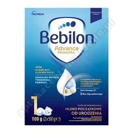 Bebilon 1 z Pronutra Advance prosz. 1100 g