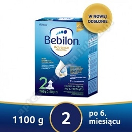 Bebilon 2 z Pronutra Advance prosz. 1100 g