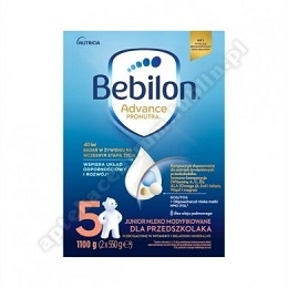 Bebilon 5 z Pronutra Advance prosz. 1100 g