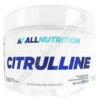 Allnutrition Citrulline lemon prosz. 200g