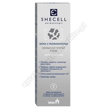 SHECELL DERM. PROTECT krem sk.z przebarwienia 40 ml