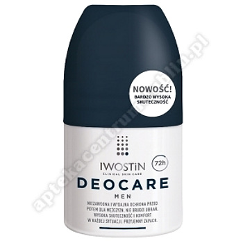 Iwostin Deocare Men emulsja 50 ml