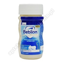 Bebilon 1 z Pronutra ADVANCE płyn 1szt.a90ml
