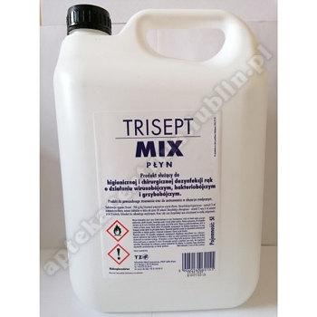 Trisept MIX płyn do rąk dezynfekujący 5 litrów