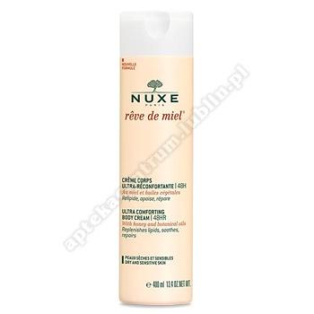 NUXE REVE DE MIEL ultarakomfortowy balsam do ciała 400ml