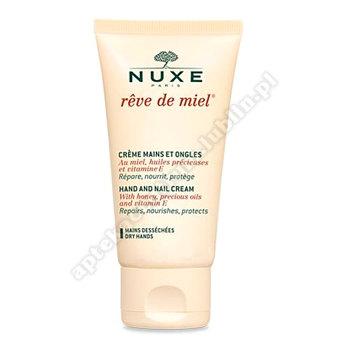 NUXE REVE DE MIEL Krem do rąk i paznokci 50 ml