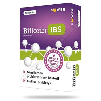 Biflorin IBS kaps. 20 kaps.