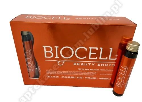 Biocell Beauty Shots płyndoustny 14fiol.