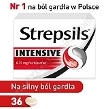 Strepsils Intensive tabl.dossania 8,75mg 36 tab