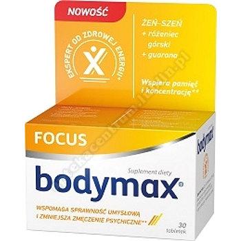 Bodymax Focus tabl. 30 tabl.