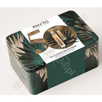 PHYTO PHYTOKERATINE Extreme Zestaw (krem  100 ml + maska odb. 50 ml +szampon 50 ml)