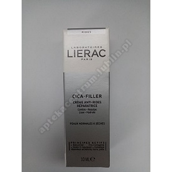 LIERAC CICA-FILLER krem 10 ml