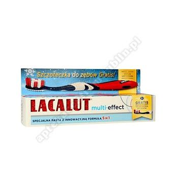 LACALUT MULTI-EFFECT Past.d/zęb. + Szczoteczka gratis