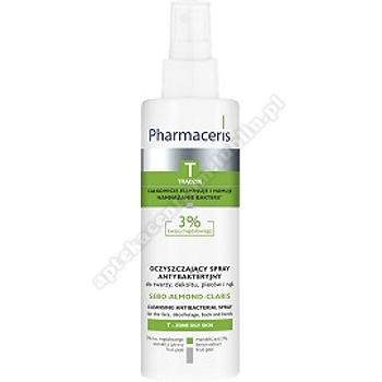 PHARMACERIS T SEBO-ALMOND-CLARIS Oczyszczający 200 ml