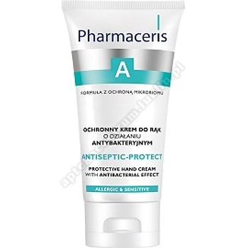 PHARMACERIS A ANTISEPT.-PROT. Ochron. krem do rąk 50 ml