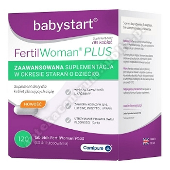FertilWoman Plus tabl. 120tabl.